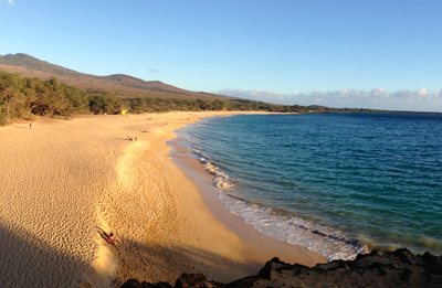 Big Beach at Makena State Park