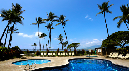 Kauhale Makai swimming pool