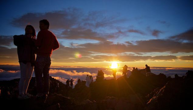 Another sunrise on Haleakala