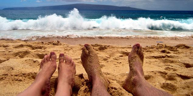 honeymoon)feet