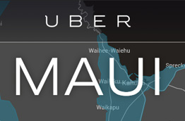 Uber is now on Maui