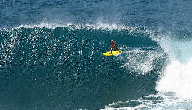Honolua Maui Surfing