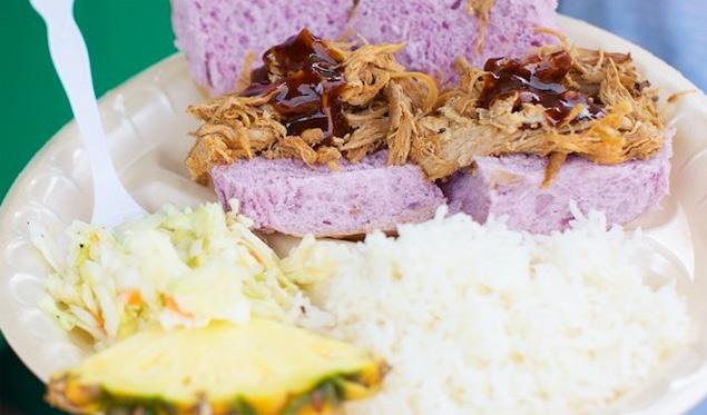 Big Beach BBQ foodtruck Maui