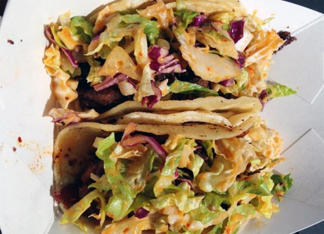 Jawz Tacos foodtruck Maui