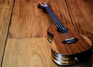 koa ukulele
