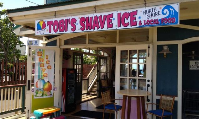 Tobi's Shave Ice Maui