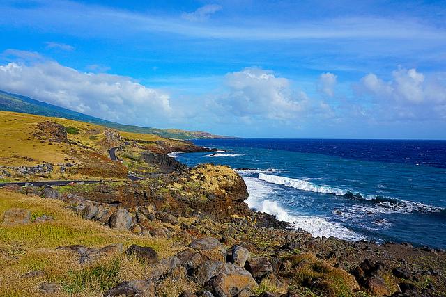 Maui costline