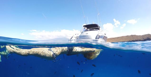 underwater-floating
