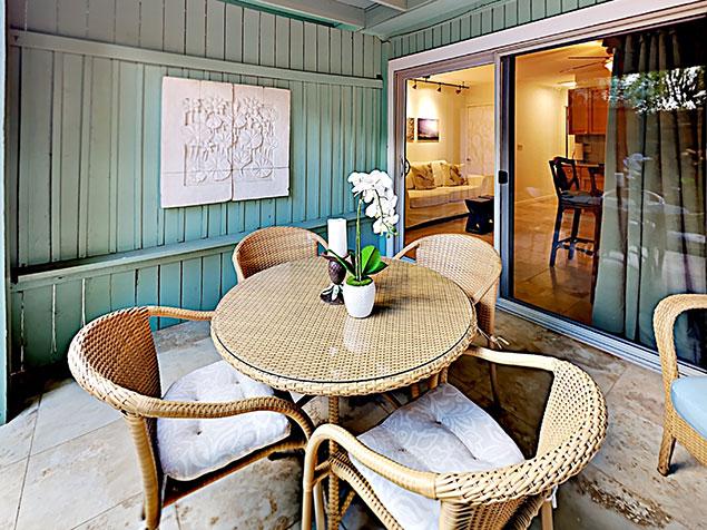 Maui Bliss villa Wailea vacation rental ohana lanai