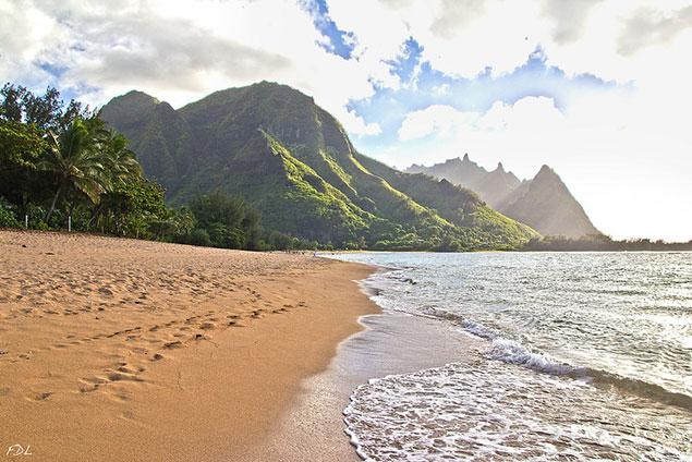 Haena Beach, Kauai